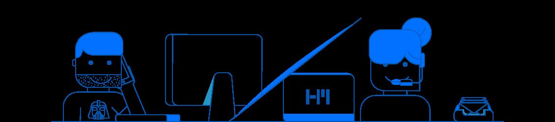 Contato - HostMídia