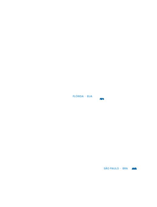 Localização dos nossos Data Centers