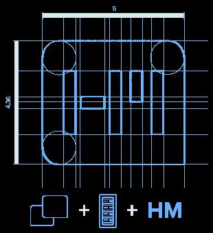 Processo de criação logotipo